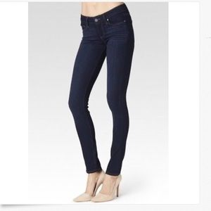Paige Premium Low Cut SKYLINE Skinny Leg Jeans!